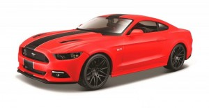 MAISTO DESIGN Ford Mustang GT 2015 1/24