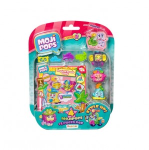 MOJI POPS seria 2 Photo Pop! 4 Figurki