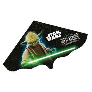 LATAWIEC Yoda STAR WARS Gunther 115 x 63 cm Disney