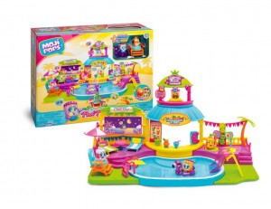Moji Pops Playset Pool Party Zabawa na basenie
